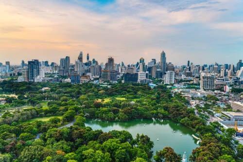 Ciudades poscoronavirus: sin atascos y más verdes