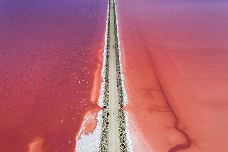 \\\\\\\'A path through the red sea\\\\\\\' por @angiolomanetti (Italia)