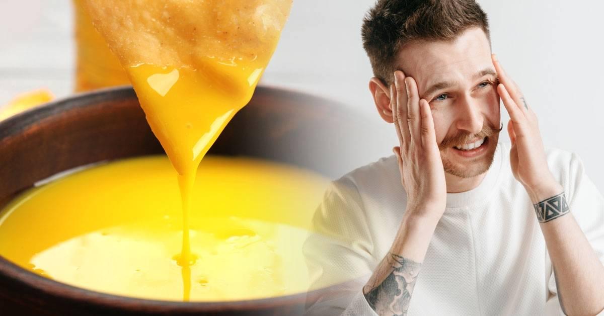 ¿Comer queso puede producir dolor de cabeza?
