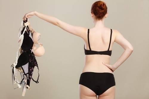 ¿Es realmente negativo usar sujetador?