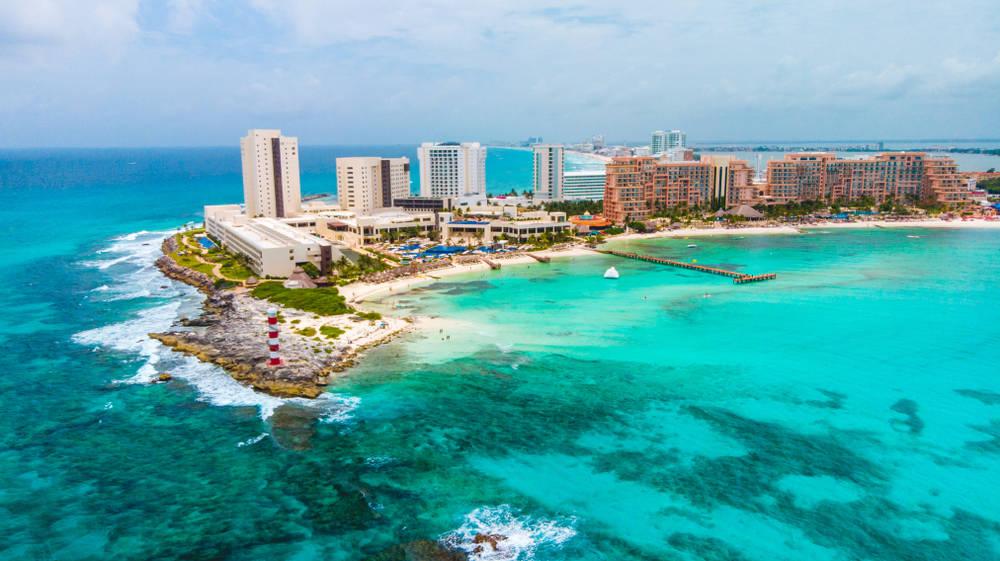 Cancún busca el retorno de los turistas luego de la pandemia