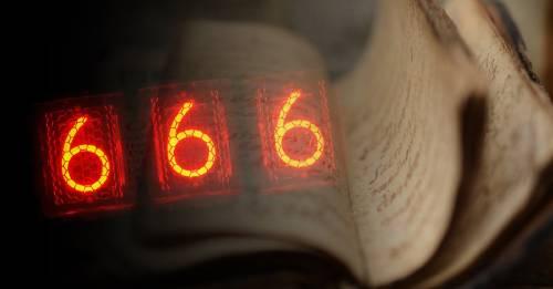 El significado oculto del número 666: no tan diabólico como crees