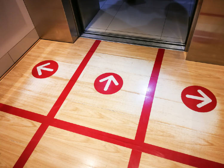 marcas ascensor covid
