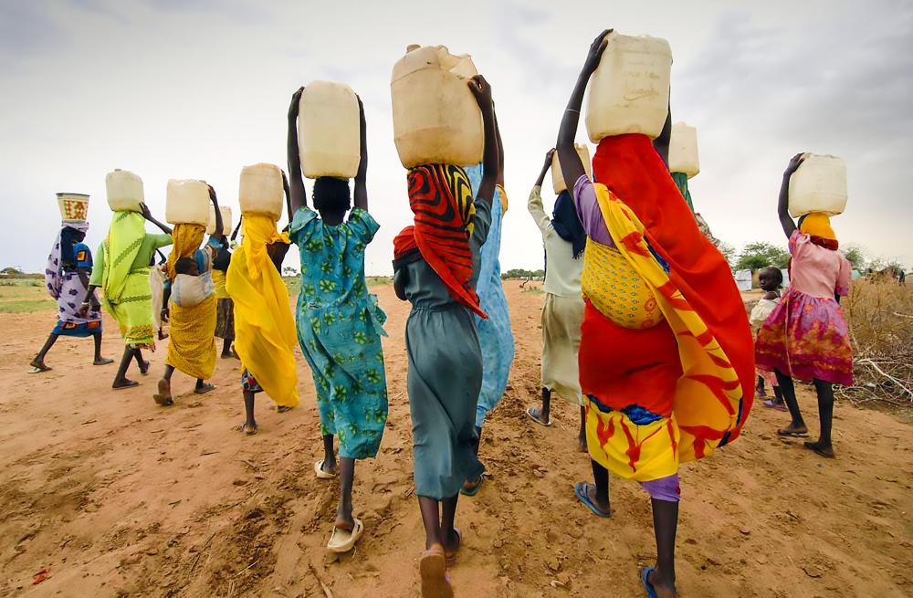 Esta aldea africana es la primera del mundo en ser exclusiva para mujeres