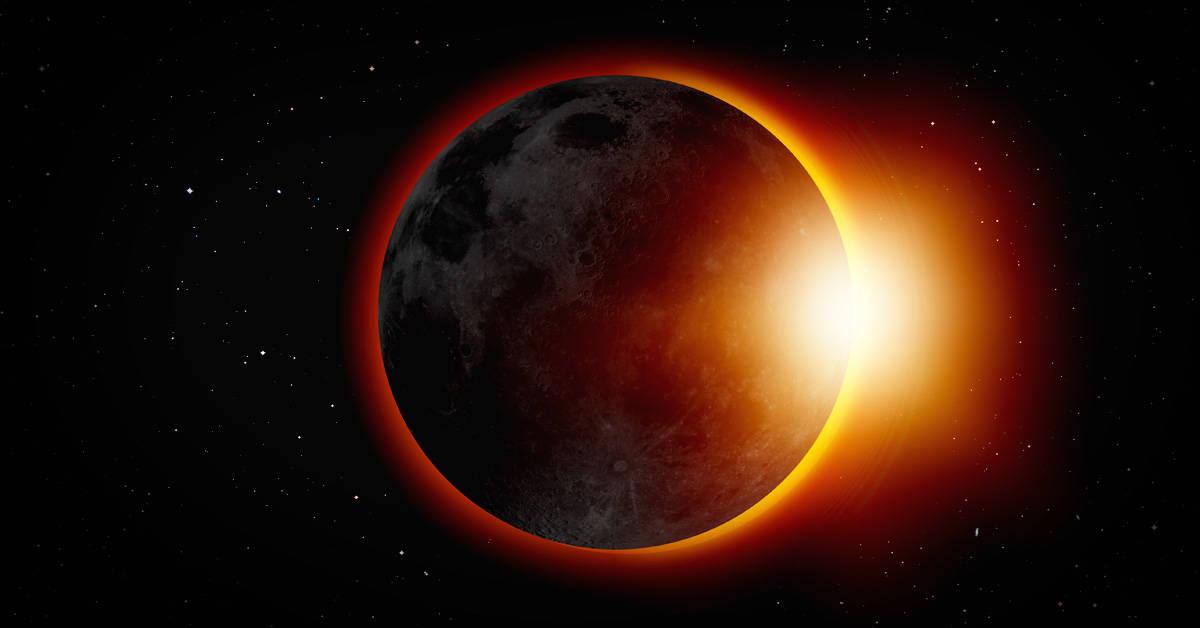 Eclipse de Sol: se hará de noche en pleno día