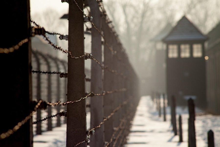 campo concentracion holocausto nazi judio