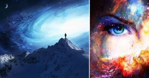 """Qué es la \""""quinta dimensión\"""" y cómo reconocer si estás entrando en ella"""