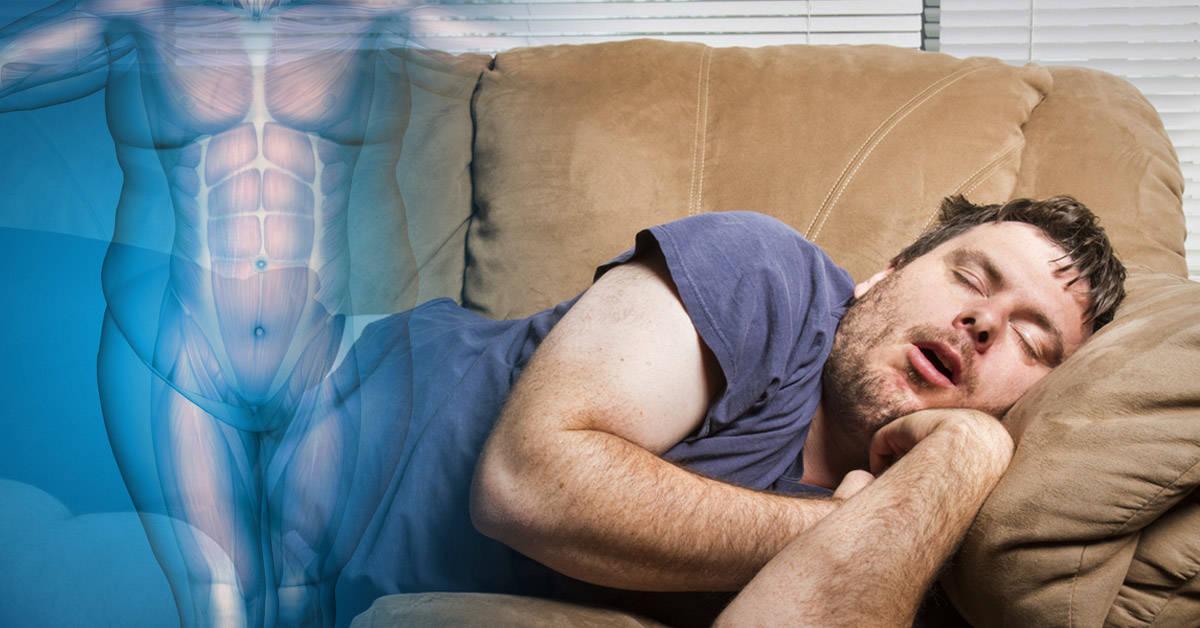 Por qué dormir mucho puede tener un efecto negativo sobre tu peso