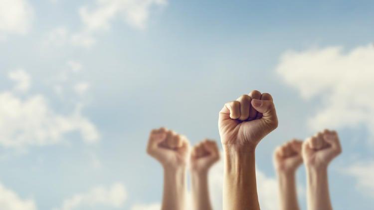 democracia política social y económica