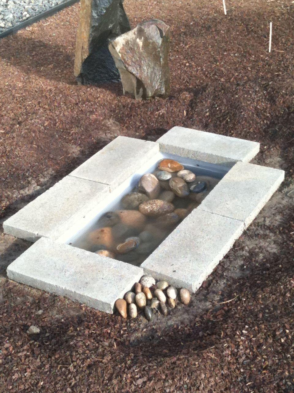 C mo hacer una fuente para tu jard n en simples pasos for Bioguia jardines