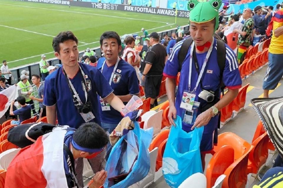 Japón es el primer equipo asiático que vence a un país sudamericano en la historia de los Mundiales
