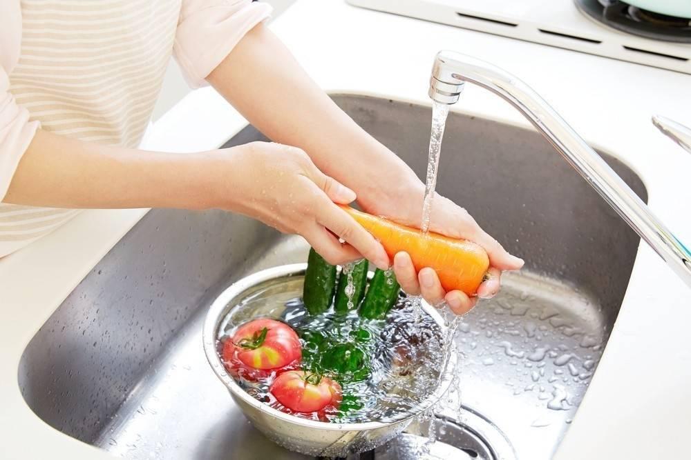 Cómo hacer para no intoxicarte con vegetales contaminados