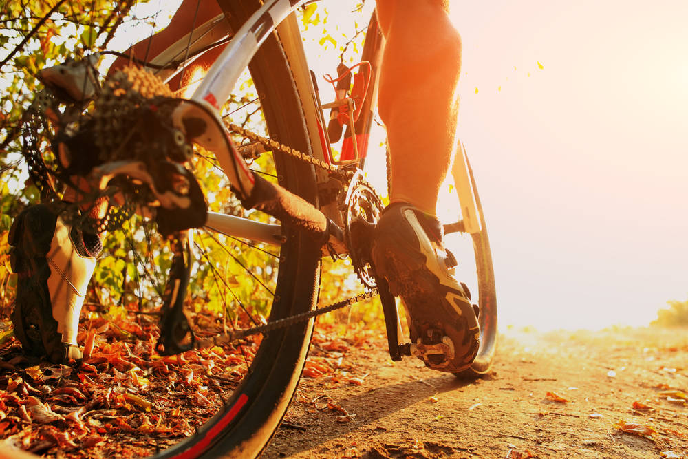 Un español recorre Latinoamérica en bicicleta por el cambio climático
