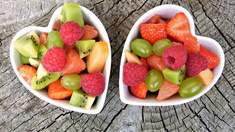 Eating few healthy foods is riskier for your health than eating unhealthy