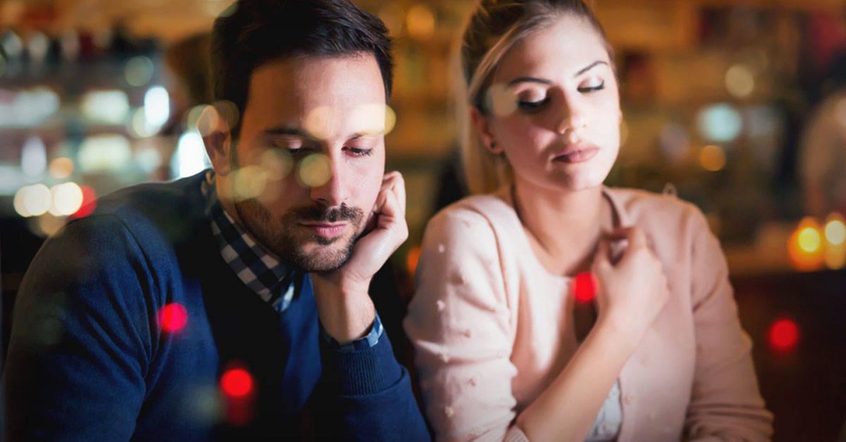 Por qué irte de una cita puede ser el mejor final