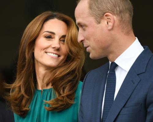 Una lectora de labios reveló el atrevido comentario de Kate Middleton sobre William en un acto oficial