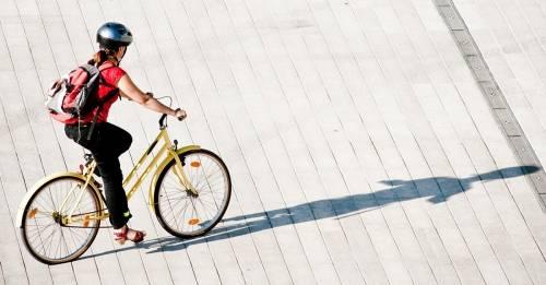 5 tips para usar la bicicleta en una gran ciudad