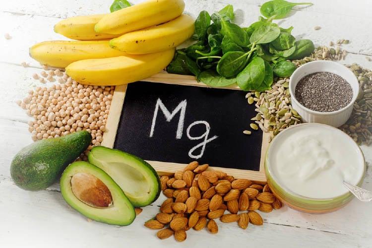 alimentos magnesio