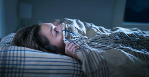 Parálisis de sueño: qué es y cuáles son las causas