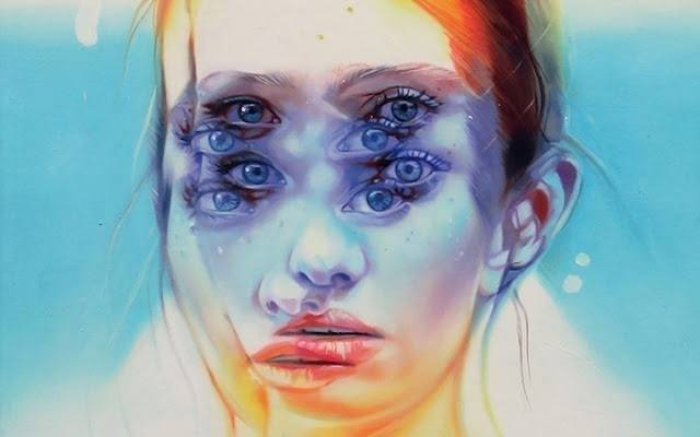 """""""Estos son los retratos que pinté luego de sufrir un ataque al corazón"""": La .."""