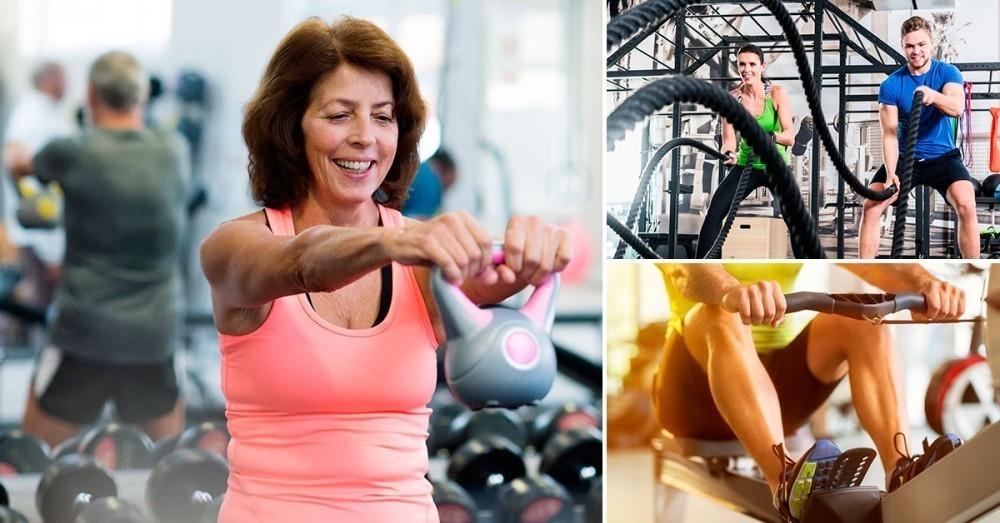 Rutinas de crossfit para bajar de peso