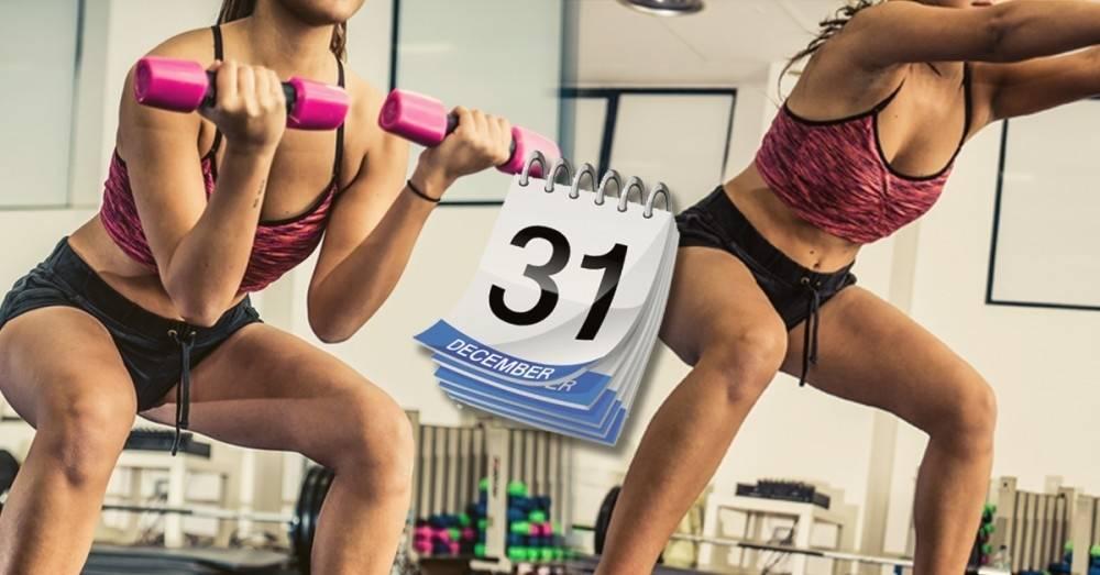 Plan de entrenamiento para alcanzar la perfección con solo 3 ejercicios