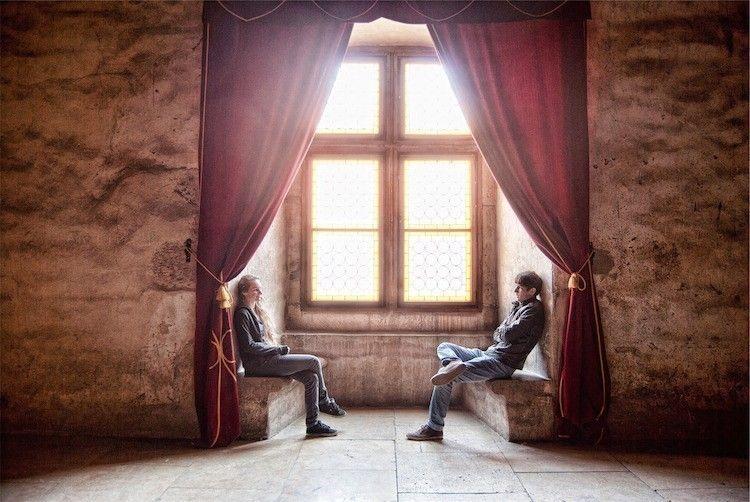 relaciones hablar en persona