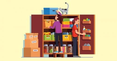 7 simples trucos para que tu casa siempre esté en orden