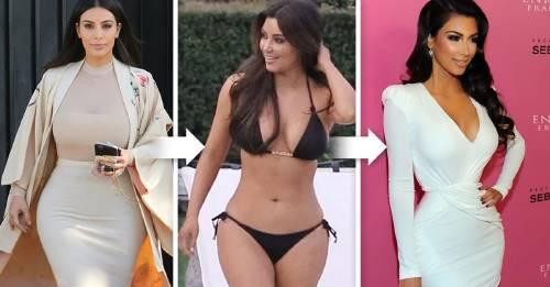 Kim Kardashian explica cómo bajó 10 kilogramos y se desata la polémica sobre su salud