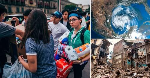 Huracanes, inundaciones y terremotos. ¿Por qué debemos seguir ayudando meses..