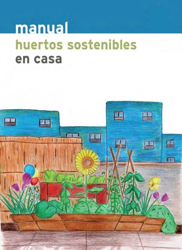 Manual de huertos sustentables en casa