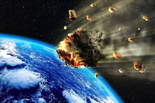 Estos tres asteroides pasarán peligrosamente cerca de la Tierra mañana sábado