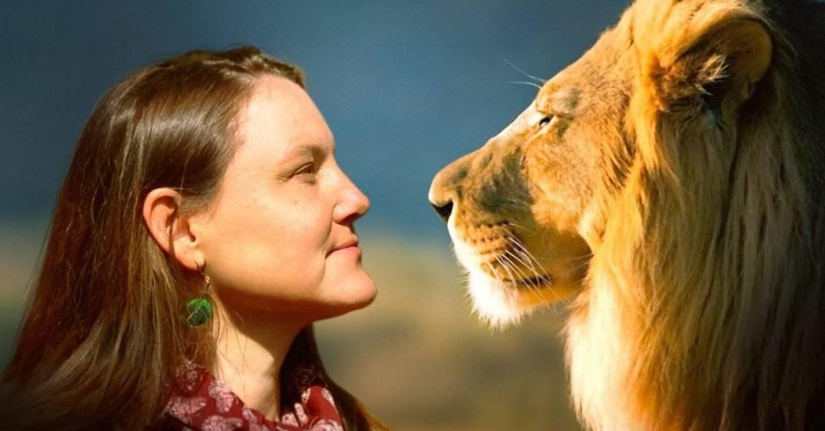 """Esta mujer asegura que tiene el """"don"""" de poder hablar con animales"""