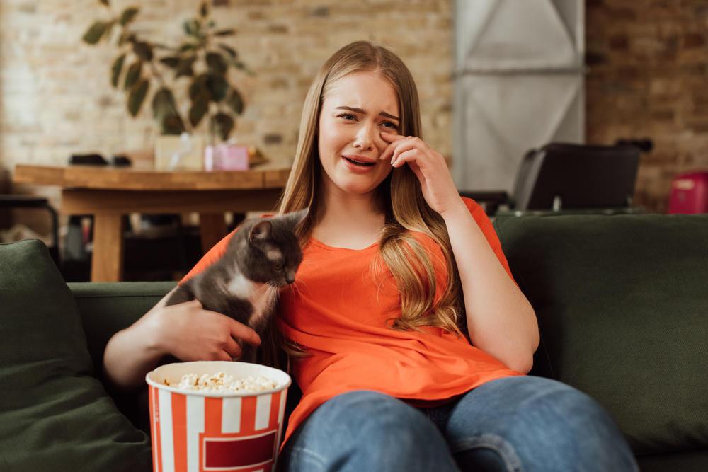 Las personas que lloran al ver películas tienen una cualidad excepcional