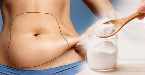 bicarbonato de sodio como servirse para desmontar de peso