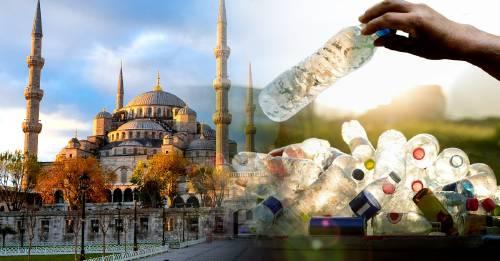 En Turquía podrás pagar el metro con botellas