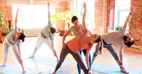 Qué significan las palabras que no entendiste en una clase de yoga
