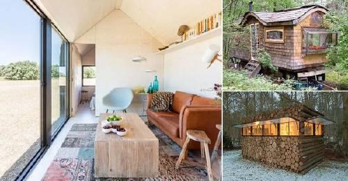 10 pequeñas casitas que cambiarán tu concepción sobre el espacio