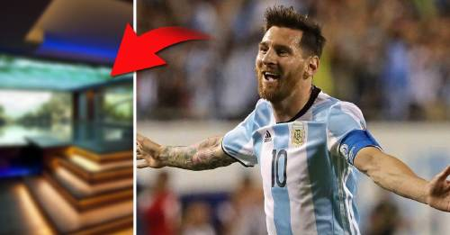 Así es por dentro el hotel sustentable que Lionel Messi compró
