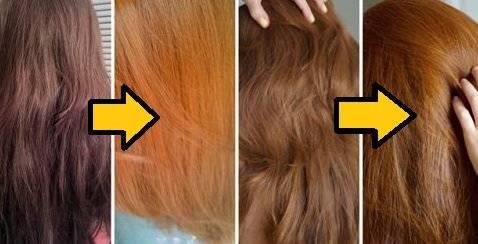 Con esta sencilla receta podrás aclarar tu cabello mientras luce brillante y fuerte