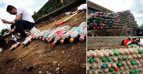 Así construirán casas de emergencia para los afectados del terremoto en Méx..