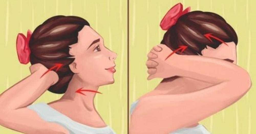 6 ejercicios que mejorarán el dolor de tu cuello