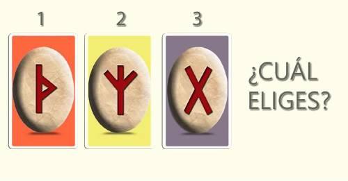 Escoge la runa 1, 2 o 3: El oráculo nórdico tiene la respuesta a lo que siente tu alma