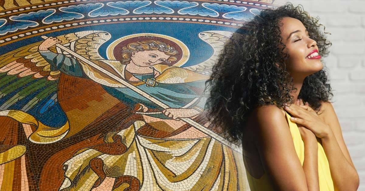Poderosa oración para el amor, abrir caminos y protección