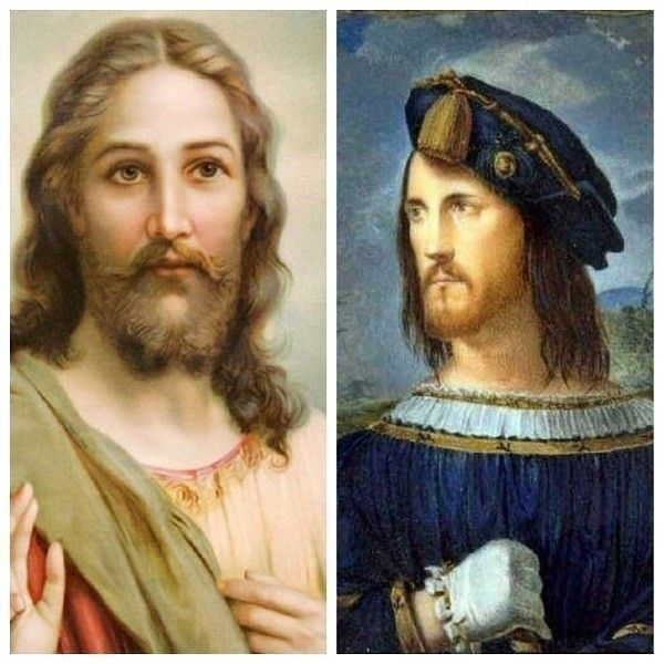 apariencia de Jesús