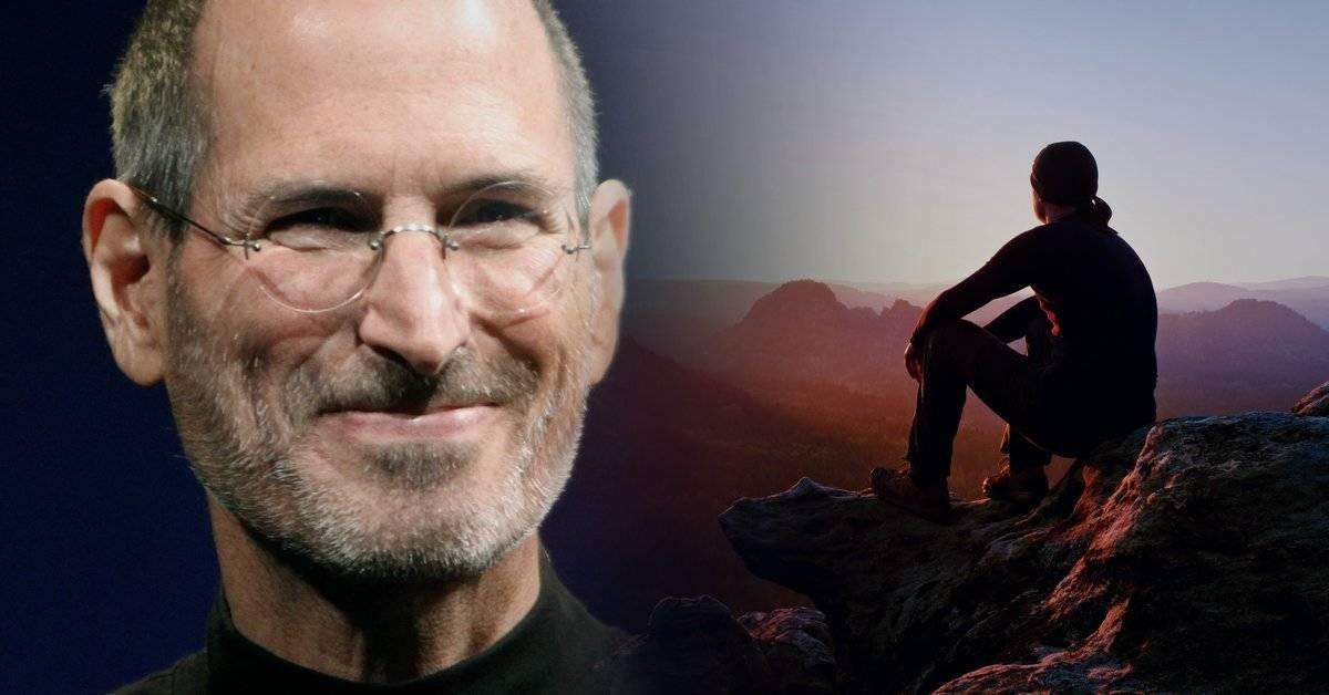 Frases de Steve Jobs que te ayudarán a pensar más allá de lo ordinario