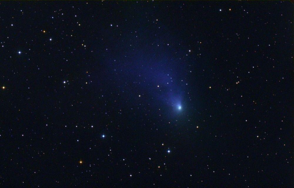 Marzo el mes idóneo para contemplar el paso del cometa C/2016 R2 (PANSTARRS)
