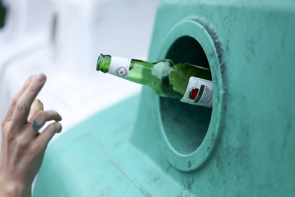 6 cosas que no sabías sobre el reciclaje del vidrio