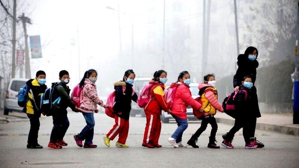 Máscaras para la contaminación