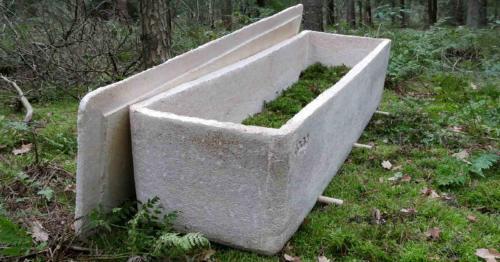 Conoce el invento holandés que permite realizar entierros ecológicos